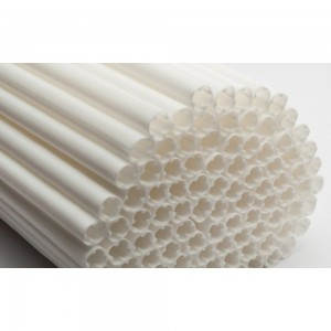 Poly-Dowels blanches lot de 4