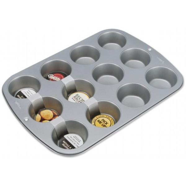 Moule à cupcakes - Wilton