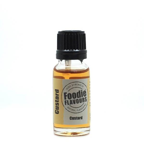 Arôme naturel crème anglaise