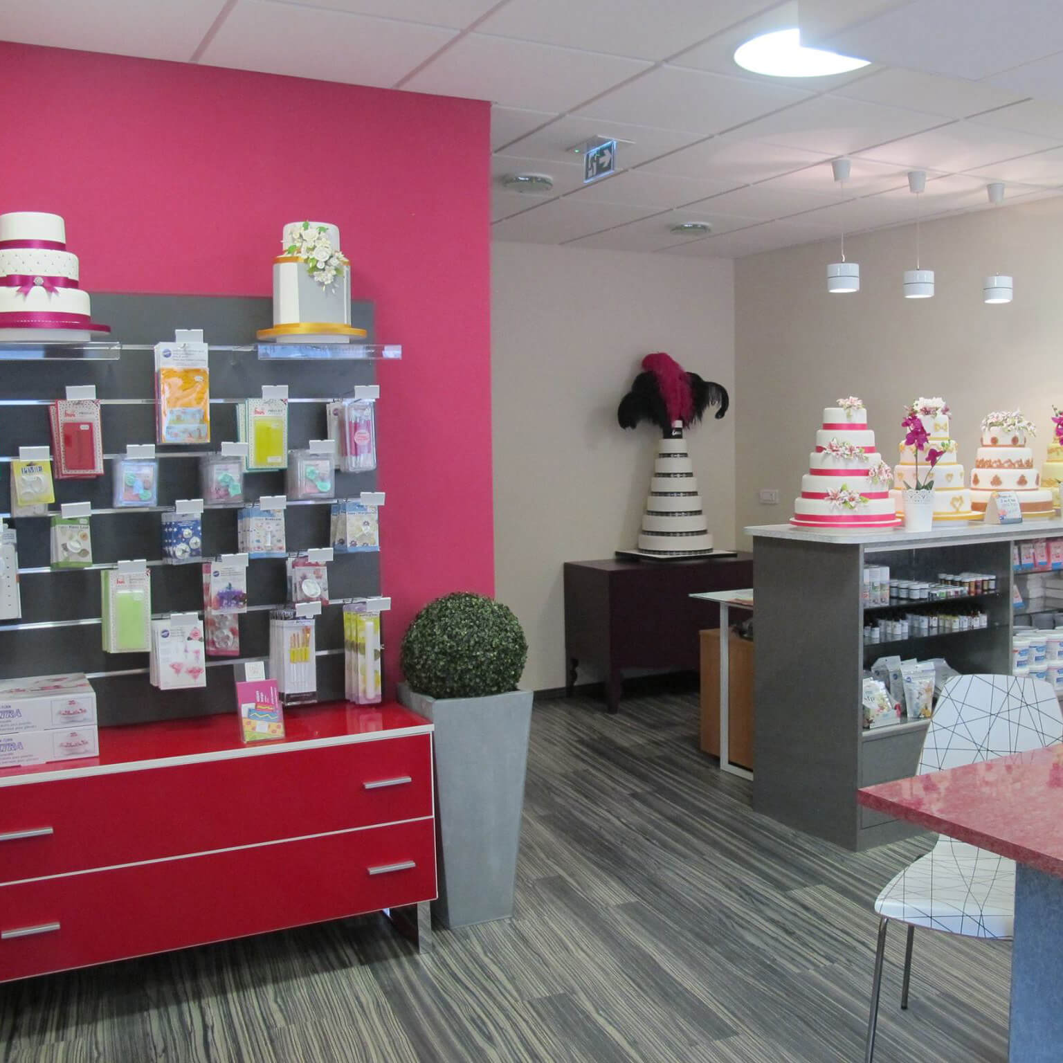 Magasin Cake Design Luxembourg : Boutique - Crazy Cake