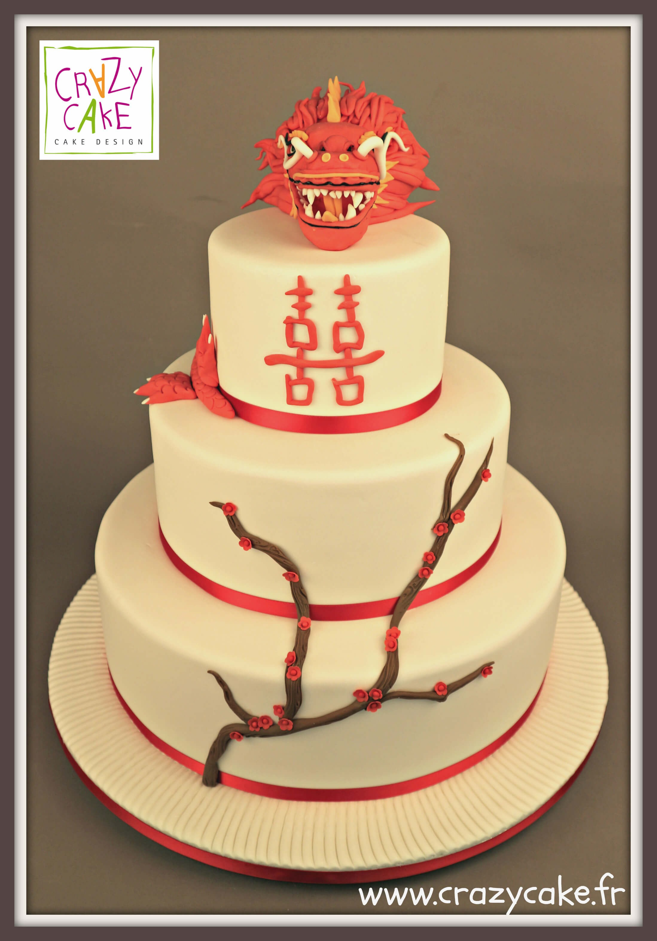 "Wedding Cake ""Prestige d'orient"""