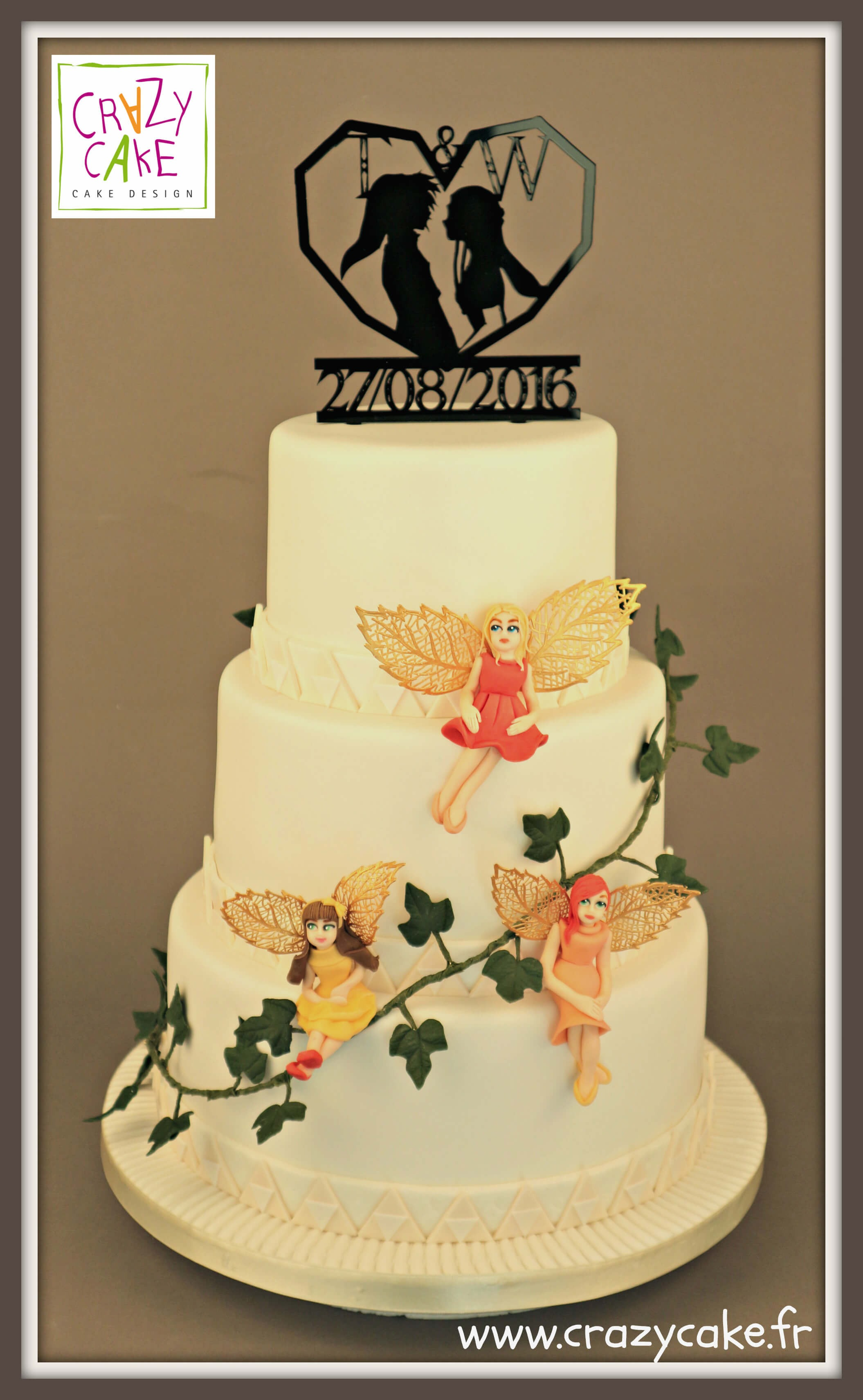 "Wedding Cake ""Zelda"""