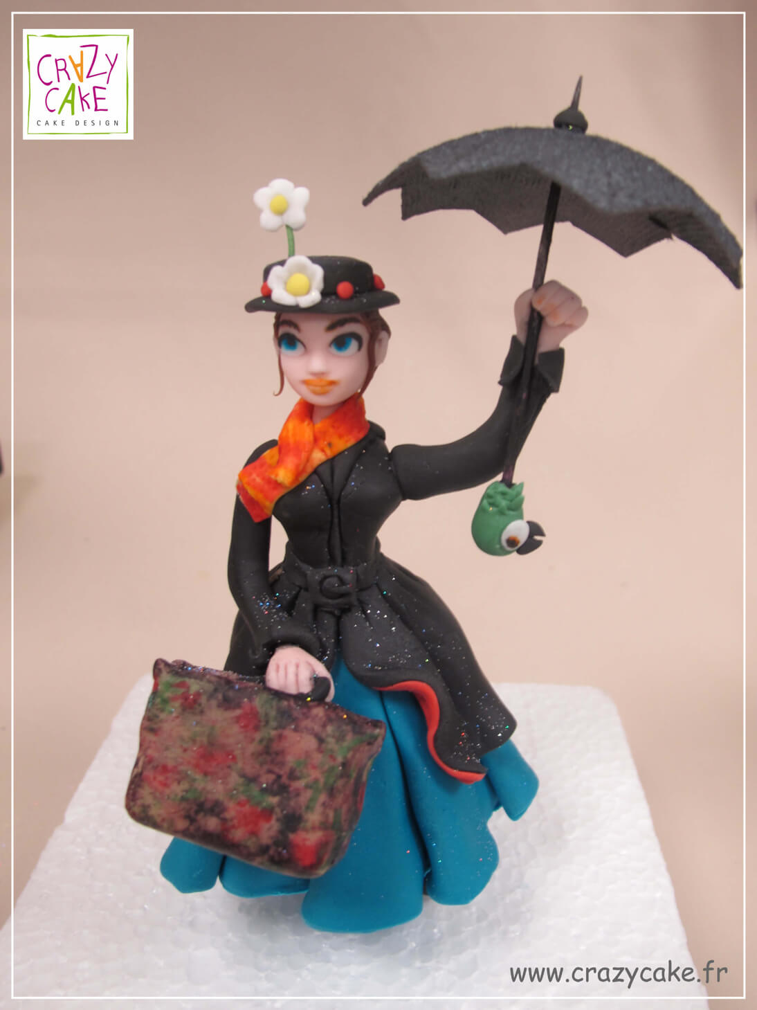"Figurine ""Mary Poppins"""
