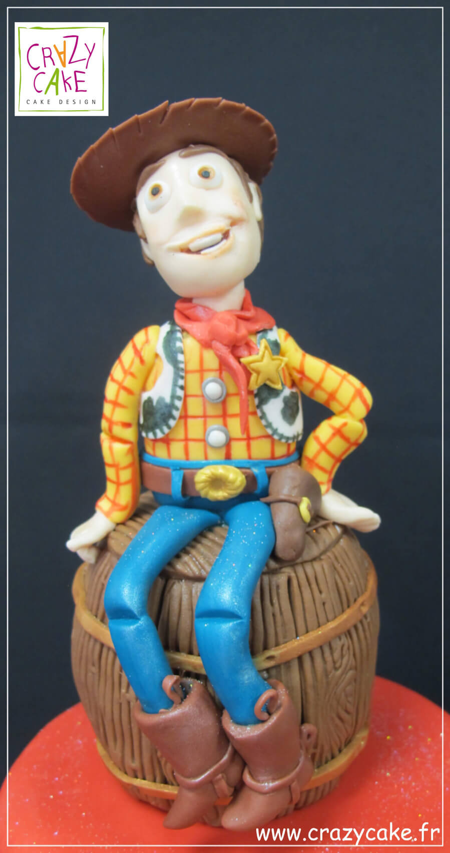 "Figurine ""Woody"""