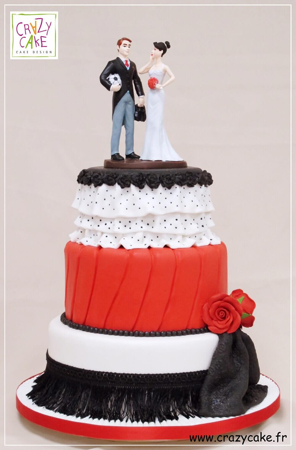 "Wedding Cake ""Viva l'Espagna"""