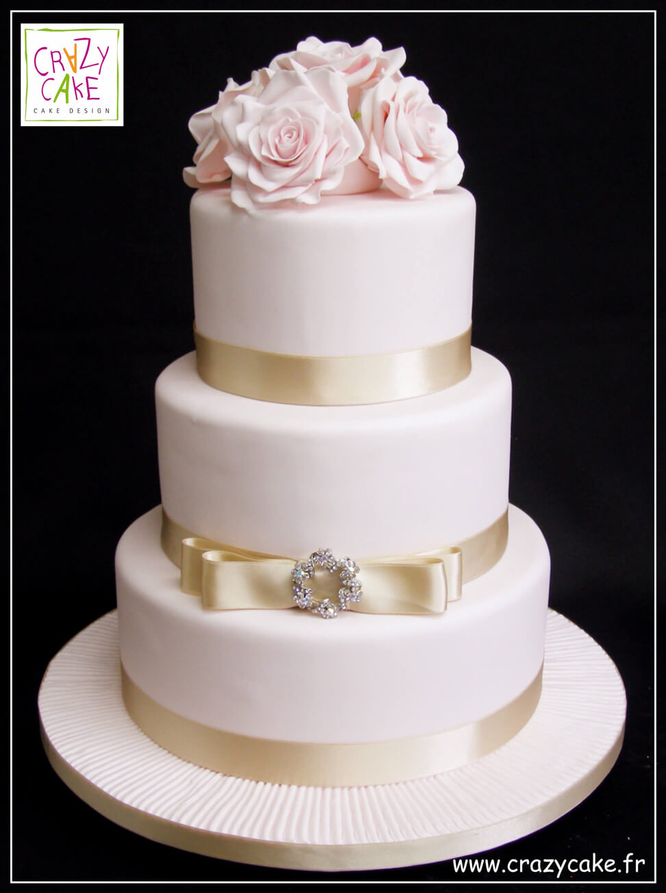 "Wedding Cake ""Love"""