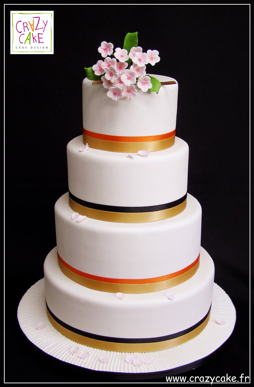 "Wedding Cake ""Intemporel"""