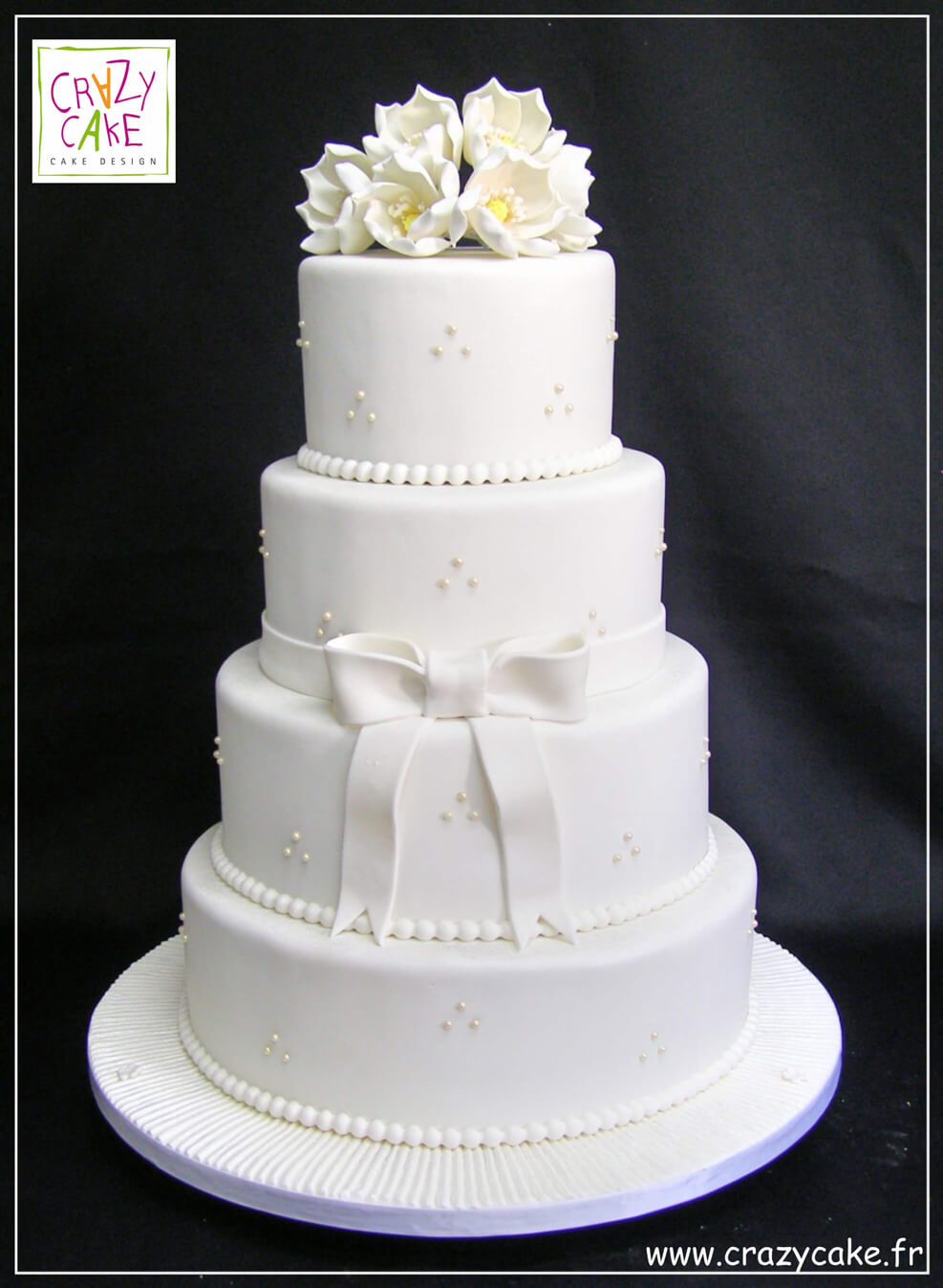 "Wedding Cake ""Elegance"""